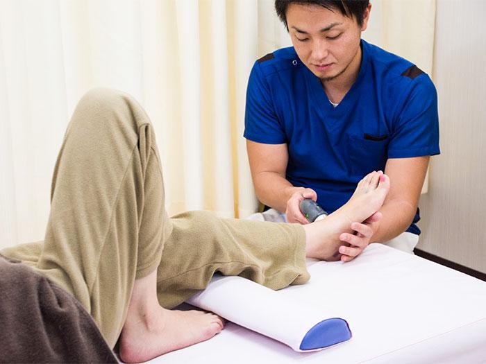 自由診療での施術